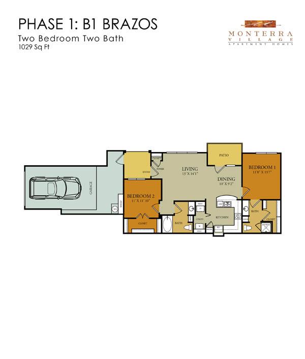 Monterra by Hillwood | Floor Plans